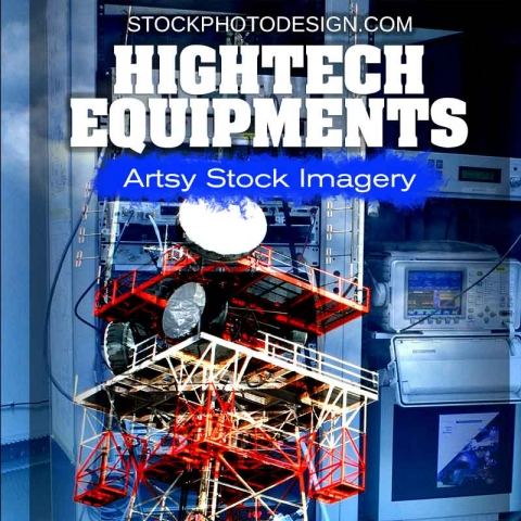 HighTech Equipments Images