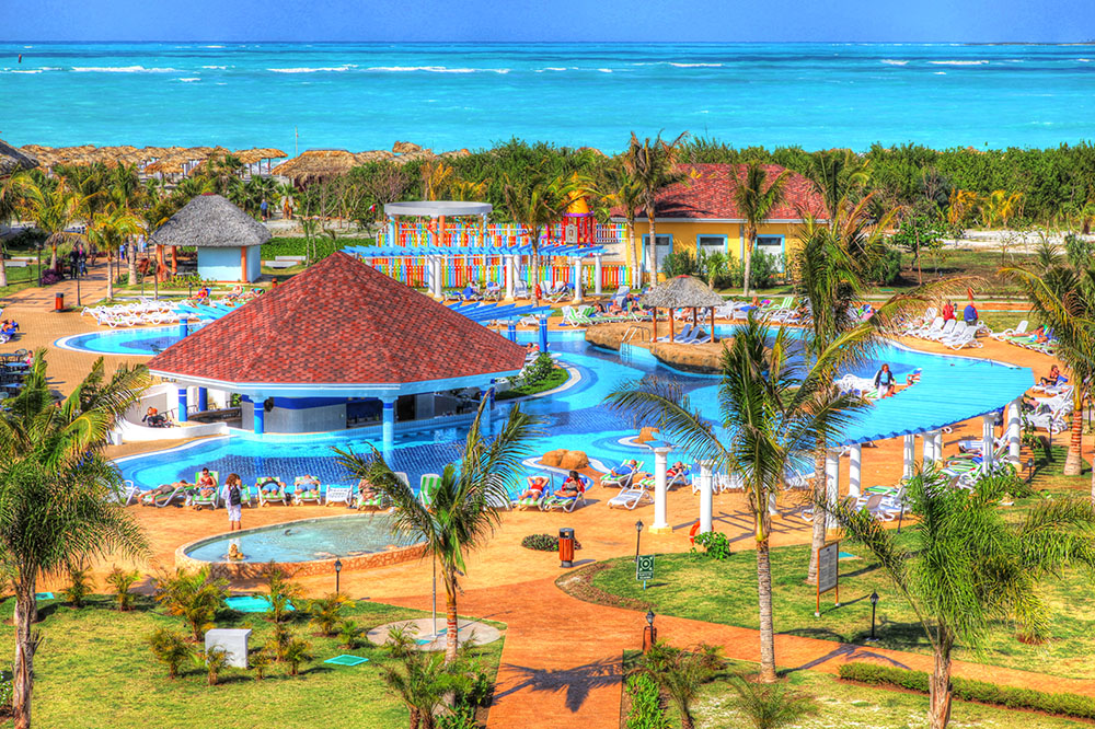 Caribbean Resort - Stock Photos, Pictures & Images