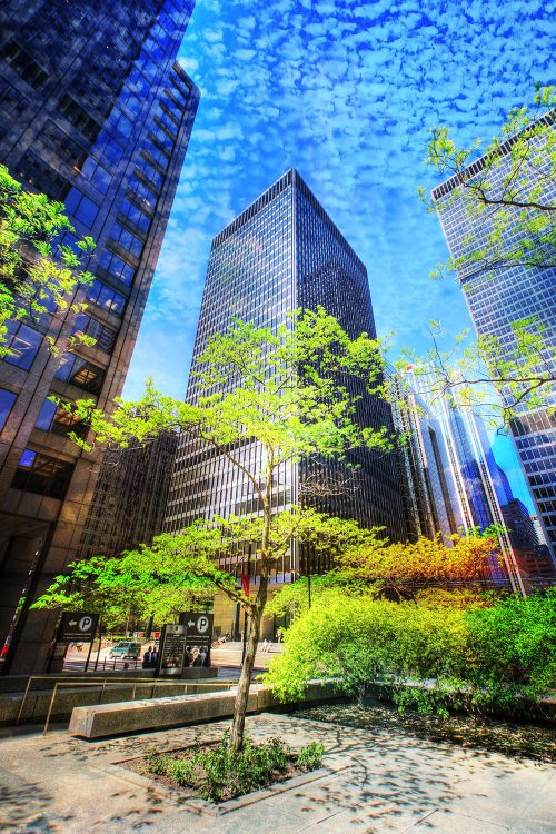 Office District - Stock Photos, Pictures & Images