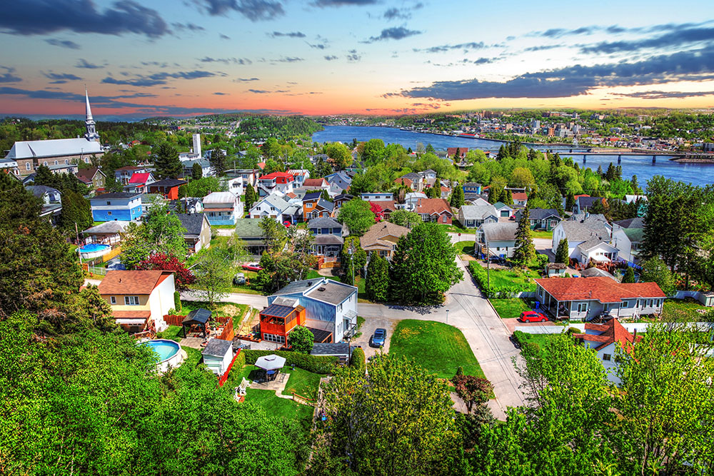 Saguenay City - Stock Photos, Pictures & Images