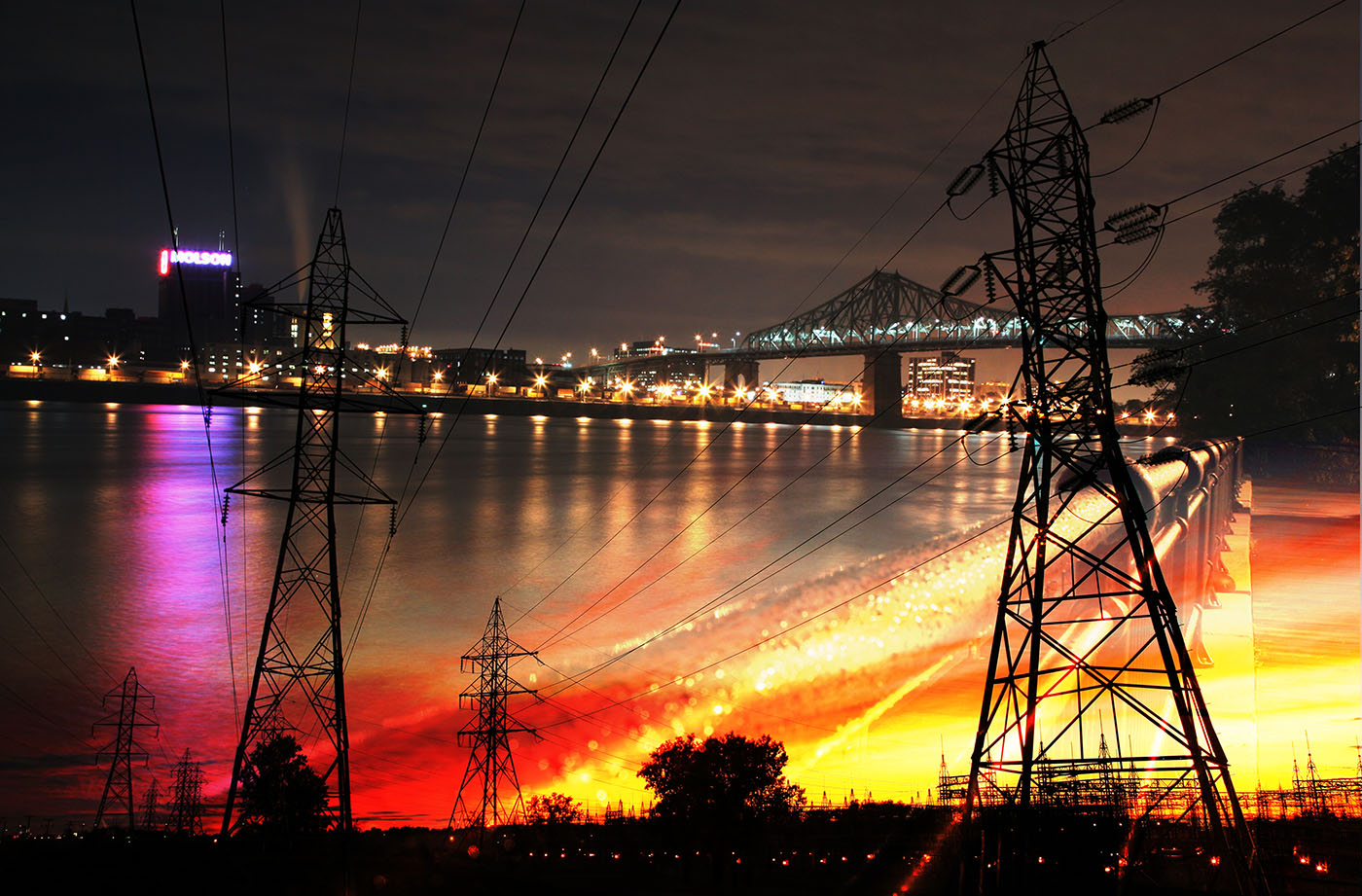 Urban Electrification - Stock Photos, Pictures & Images