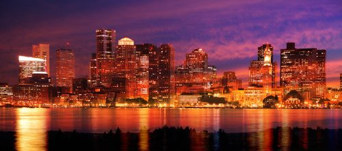 Downtown Boston Skyline - Stock Photos, Pictures & Images