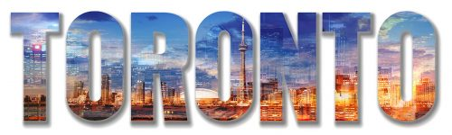 Toronto Text 1 - Stock Photos, Pictures & Images