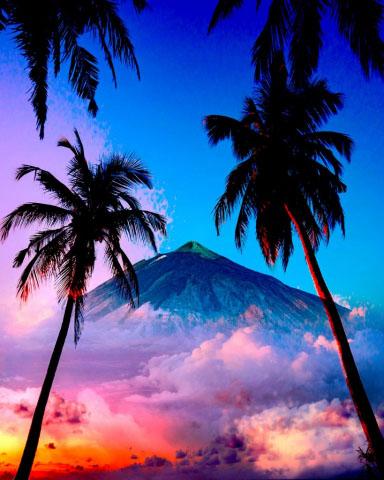 Beautiful Caribbean Paradise 01 - Stock Photos, Pictures & Images