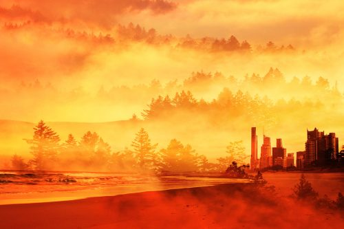 Colorful Apocalyptic Imagery 05 - Stock Photos, Pictures & Images