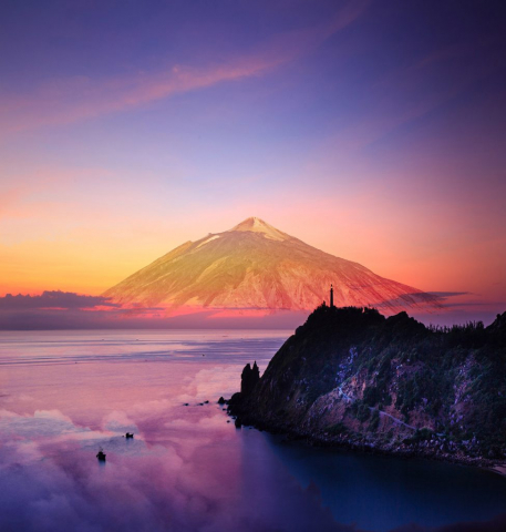Colorful Atlantide Mystery 01 - Stock Photos, Pictures & Images